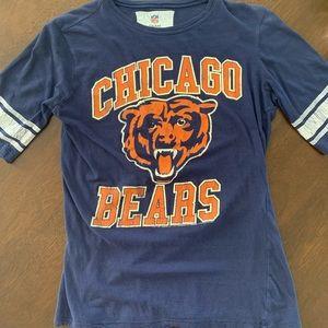 Vintage NFL Chicago Bears tee